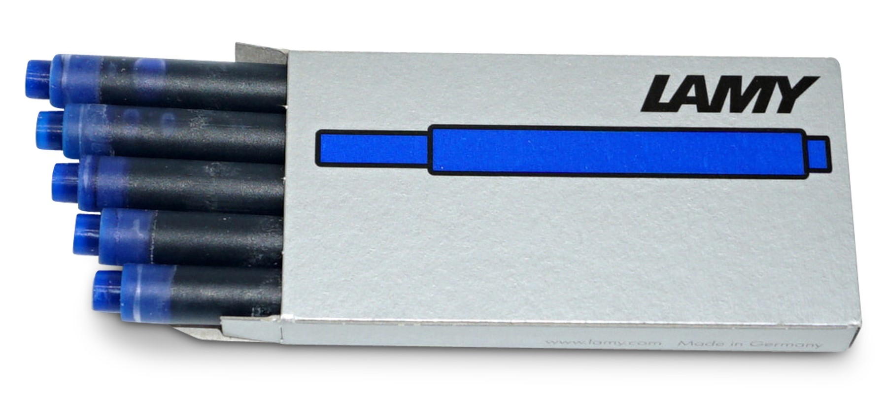 Lamy  Tintenpatronen T10, 5 Stück