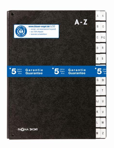 Pagna  Pultordner 24 Fächer, A-Z