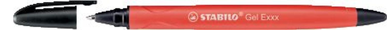 Stabilo Gel Exxx Gelschreiber, radierbar