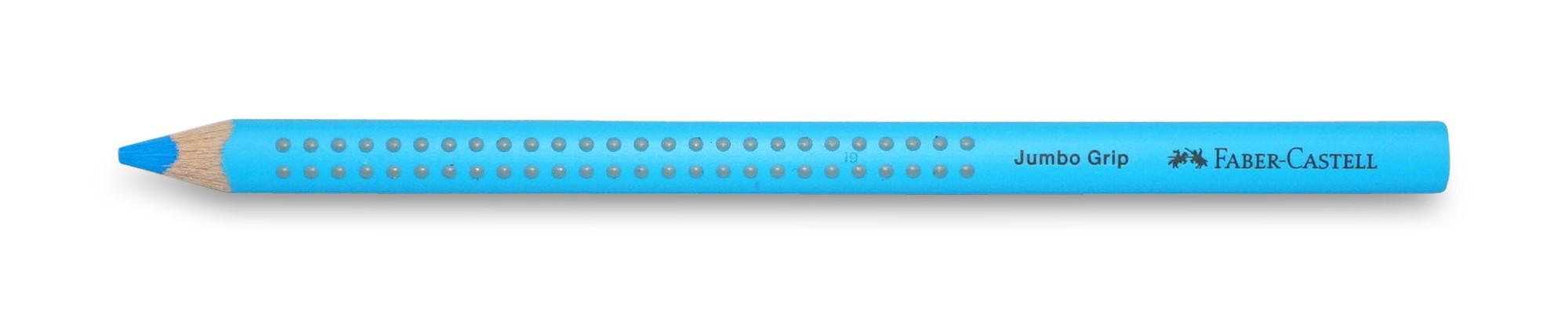 Faber-Castell Jumbo Grip Buntstifte, Einzelfarben
