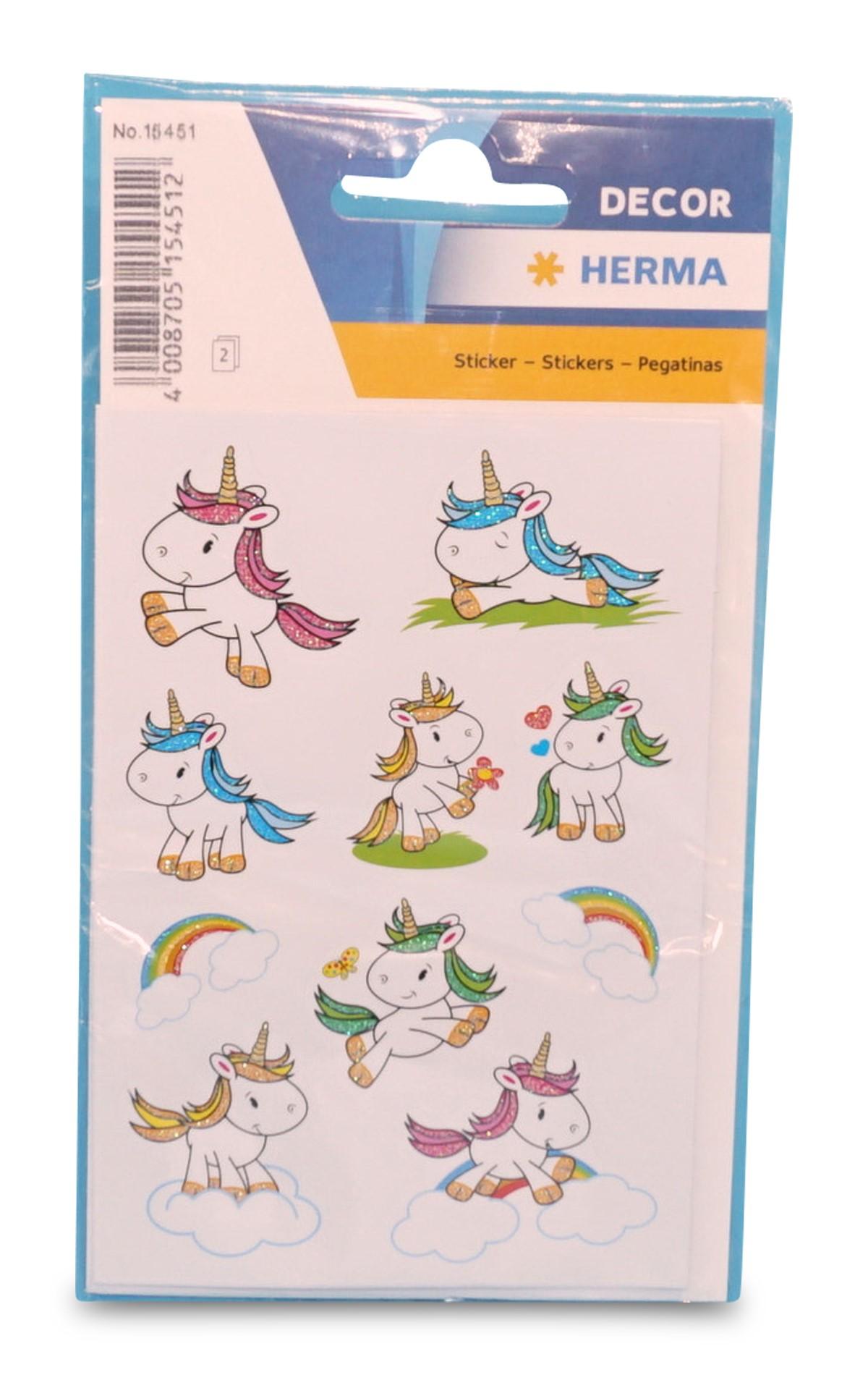 Herma  Sticker, beglimmert