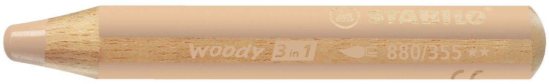 Stabilo woody Buntstifte für Kleinkinder in 18 Farben