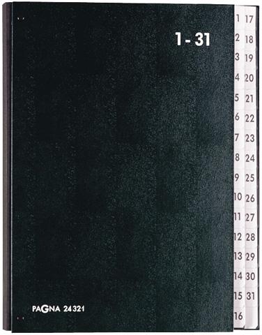 Pagna  Pultordner 1-31