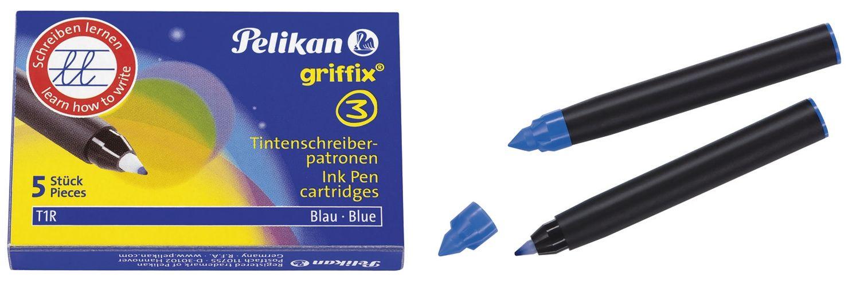 Pelikan griffix 5 Patronen für Tintenschreiber T1R