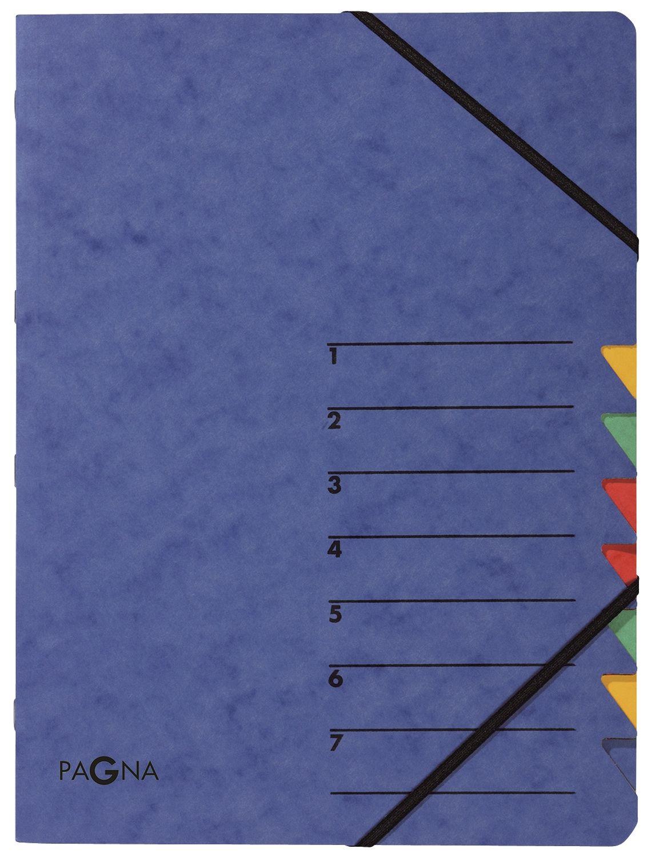 Pagna EASY Ordnungsmappe, 7 Fächer