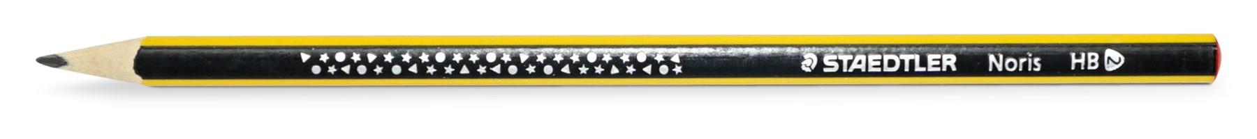 Staedtler Wopex Eco Noris Bleistift, dreikant