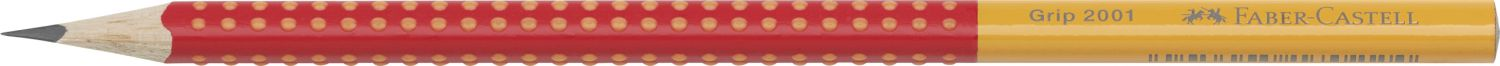 Faber-Castell Grip Bleistift, Two Tone