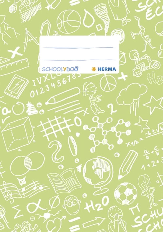 Herma Schoolydoo Heftumschlag