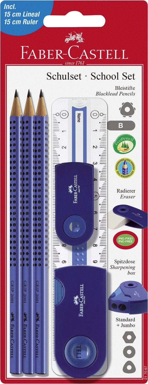 Faber-Castell Grip 2001 Schulset Sleeve