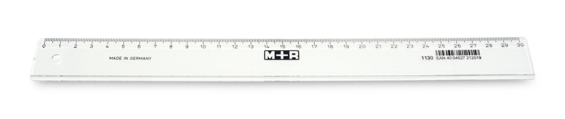 Möbius & Ruppert  Lineal