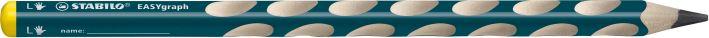 Stabilo Easygraph Bleistift für Linkshänder, weich