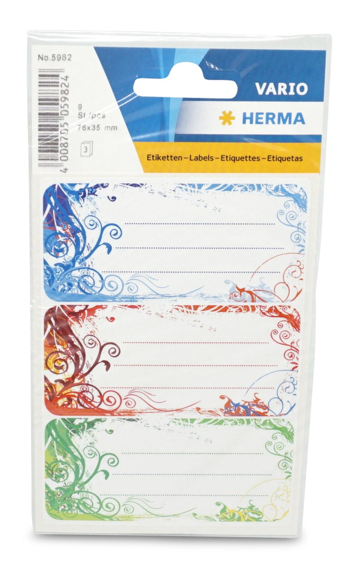 Herma Spirit Heftaufkleber
