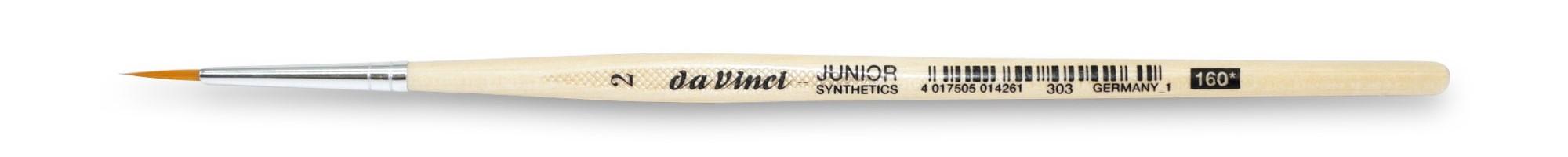 da Vinci Junior Synthetics Rundpinsel