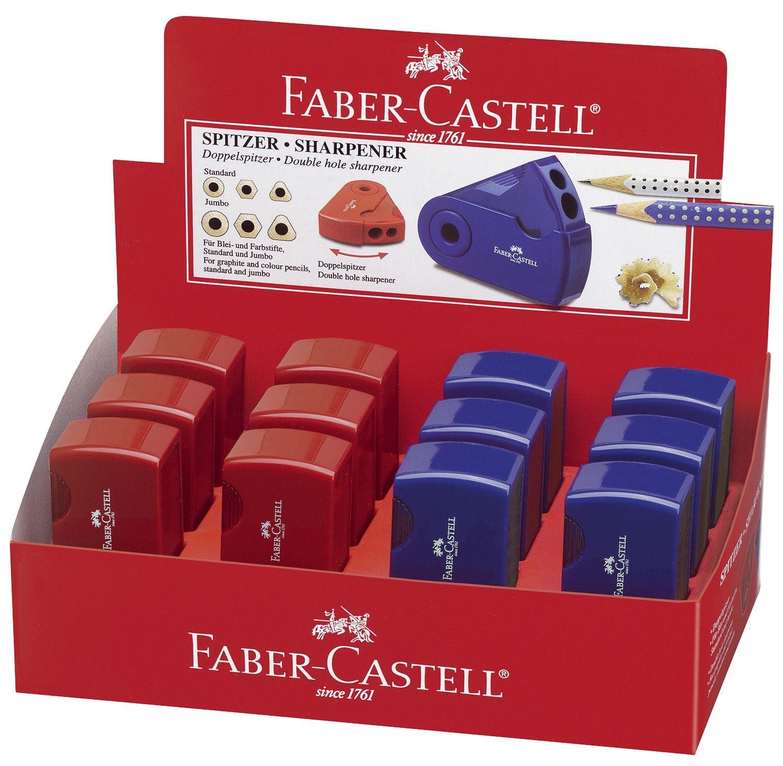 Faber-Castell Sleeve Doppelspitzer