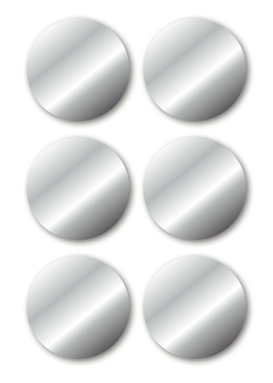 Herma  Siegeletiketten, rund