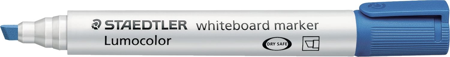 Staedtler Lumocolor Whiteboard Marker, Strichbreite 2-5mm