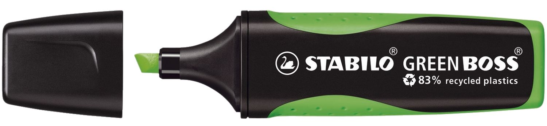 Stabilo GREEN BOSS Textmarker, nachfüllbar