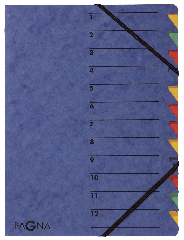 Pagna EASY Ordnungsmappe, 12 Fächer