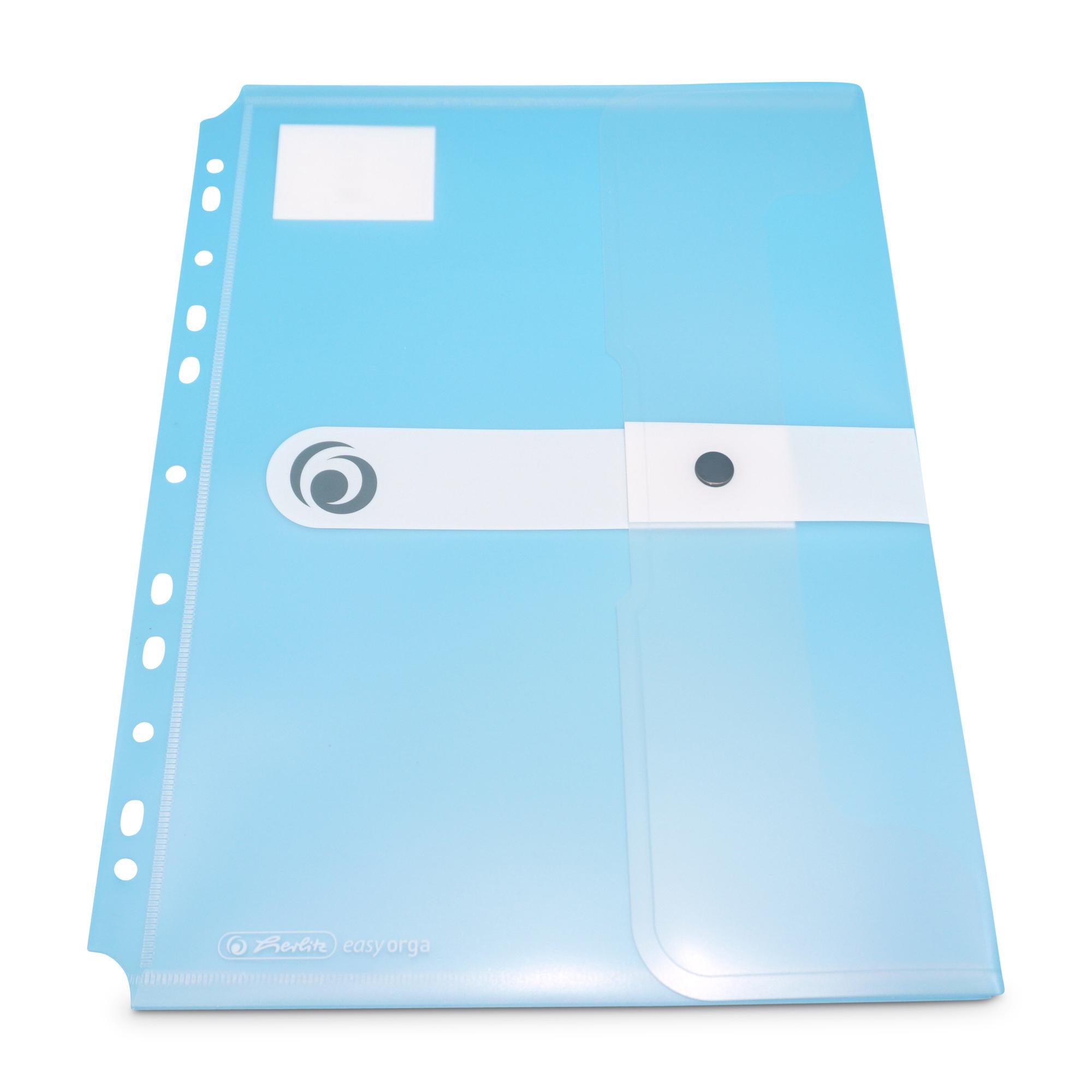 Herlitz Dokumententasche A4 zum Abheften