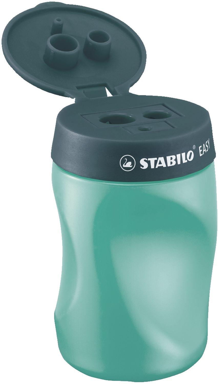 Stabilo EASYsharpener Dosenspitzer für Linkshänder, 3-fach