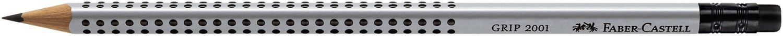 Faber-Castell Grip Bleistift mit Radierkappe