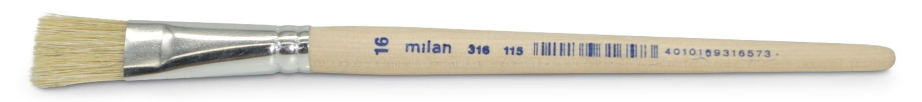 Milan  Borstenpinsel