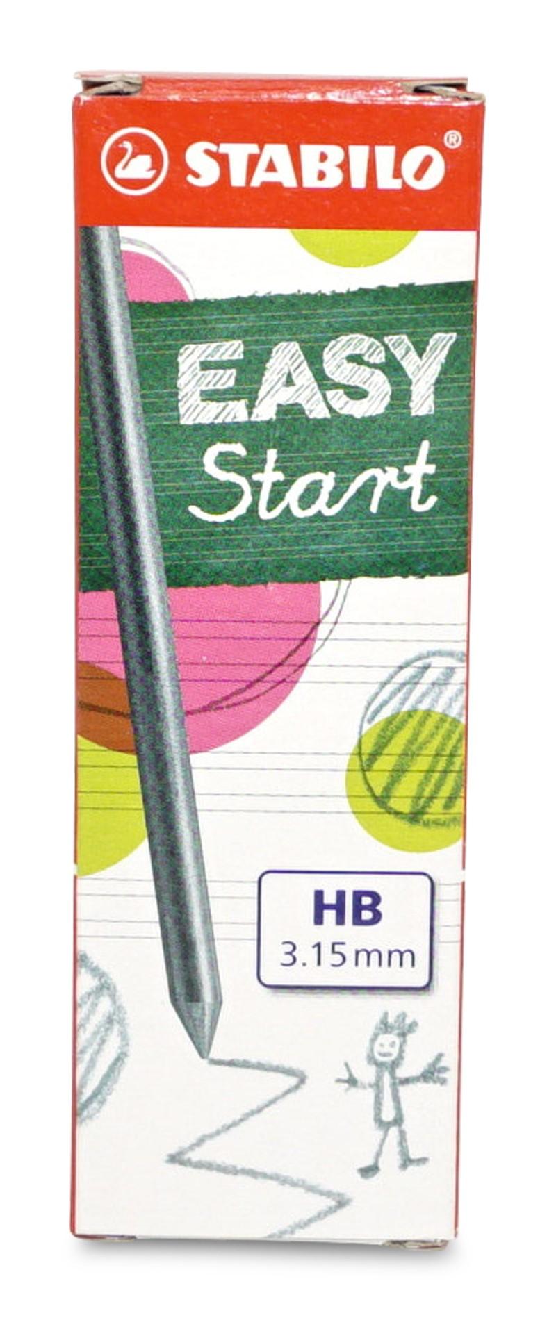 Stabilo EASYergo 6 Bleistiftminen 3.15