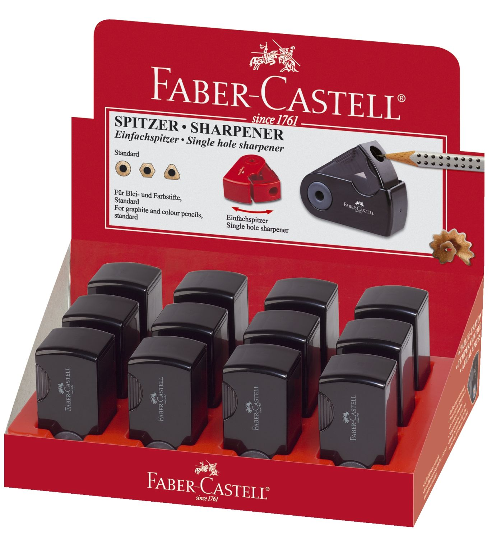 Faber-Castell Sleeve Klappspitzer
