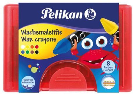 Pelikan  Wachsmaler, wasserfest