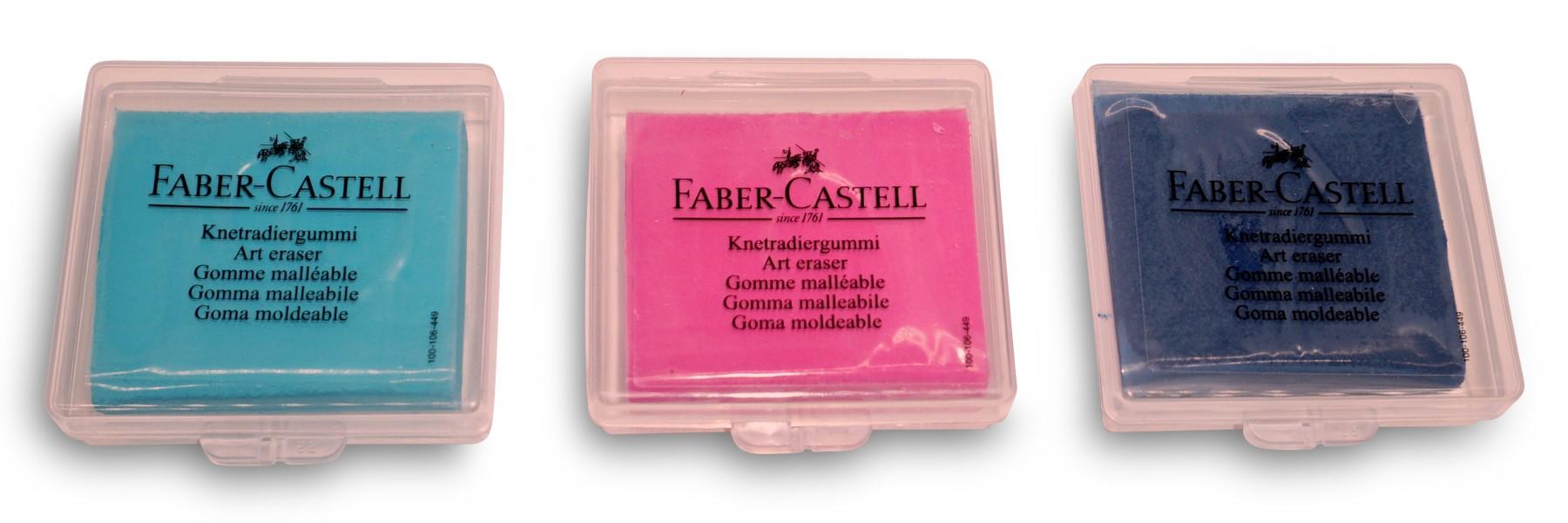 Faber-Castell  Knetgummi-Radierer, 1 Stück