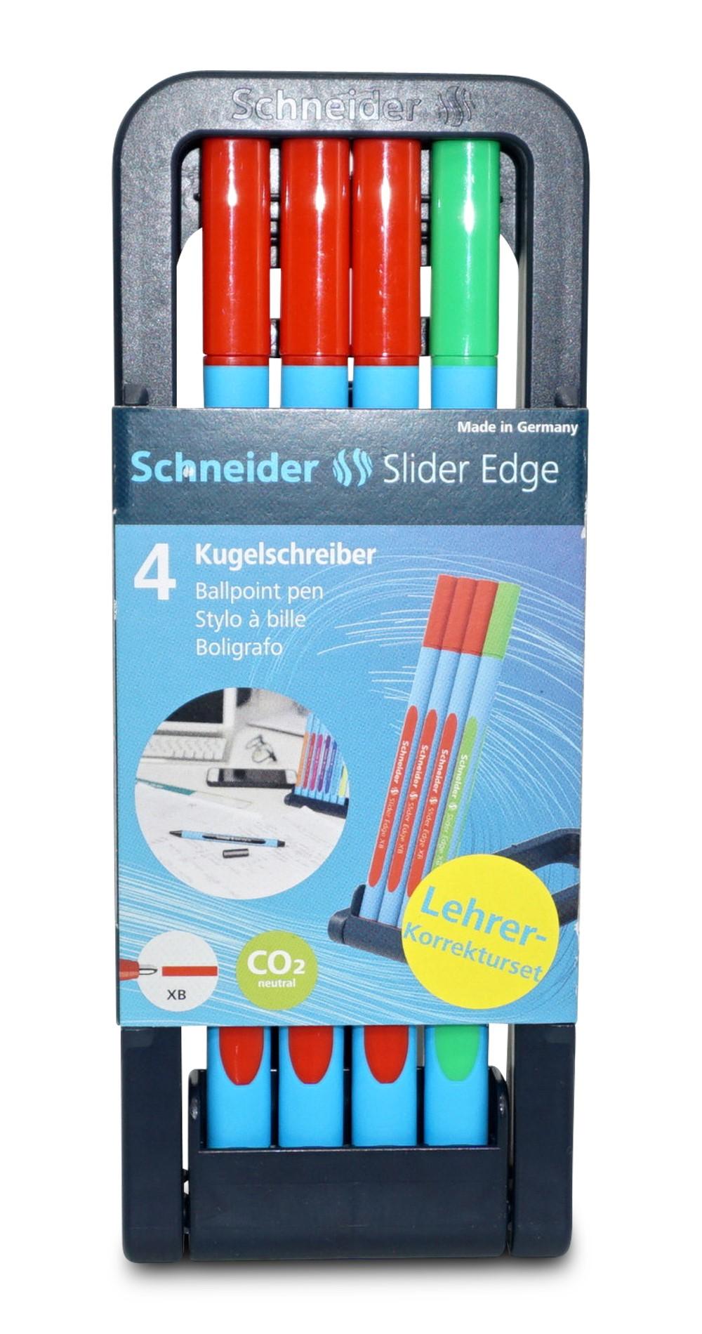 Schneider Slider Edge XB Lehrer-Korrekturset