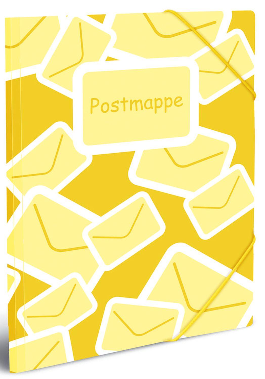 Herma  Postmappe, Kunststoff